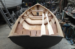 15 Foot Rowing Skiff