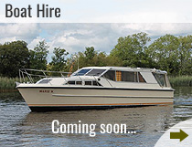 Boat Hire - coming soon...