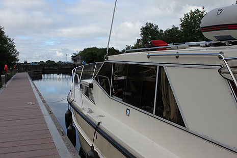 Boat for Hire - Killaloe