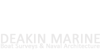 Deakin Marine | Marine Surveyor and Consultant Logo